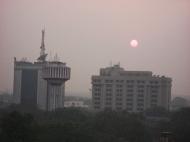 2008-10-26 Smog in Delhi